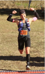 Michele Yates Ultra Runner of the Year 2013