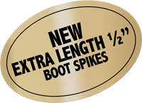 New Extra Length Spikes
