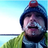 Peter Ripmaster Marathoner, Ultra Runner, Adventure Racer