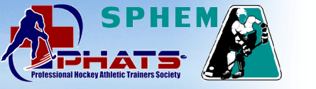 Sphem Professional Hockey Atheltic Trainers Society