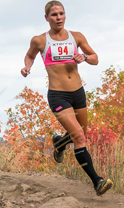 michele yates runs with icespike